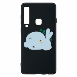 Phone case for Samsung A9 2018 Bunny