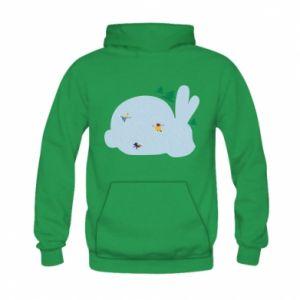 Kid's hoodie Bunny