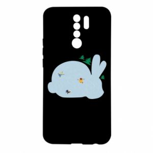 Xiaomi Redmi 9 Case Bunny