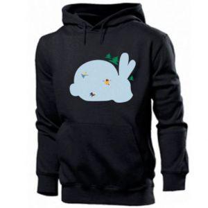 Men's hoodie Bunny