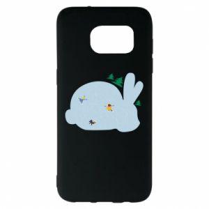 Samsung S7 EDGE Case Bunny