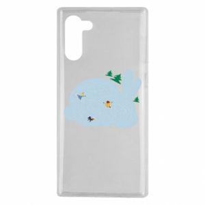 Samsung Note 10 Case Bunny