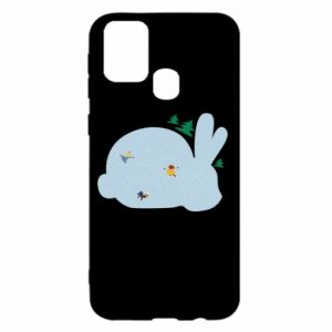 Samsung M31 Case Bunny
