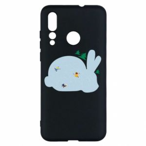Huawei Nova 4 Case Bunny