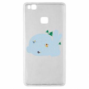 Huawei P9 Lite Case Bunny