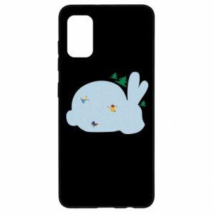 Samsung A41 Case Bunny