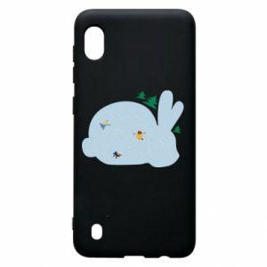 Samsung A10 Case Bunny
