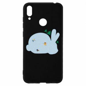 Huawei Y7 2019 Case Bunny