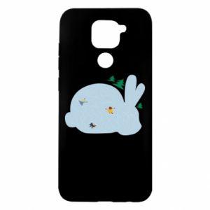 Xiaomi Redmi Note 9 / Redmi 10X case % print% Bunny