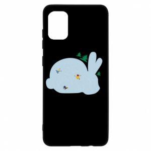 Samsung A31 Case Bunny