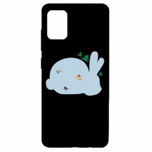 Samsung A51 Case Bunny
