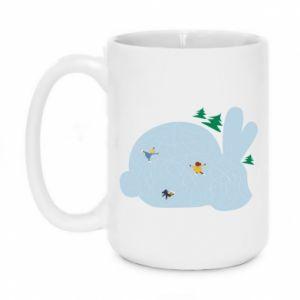 Mug 450ml Bunny - PrintSalon