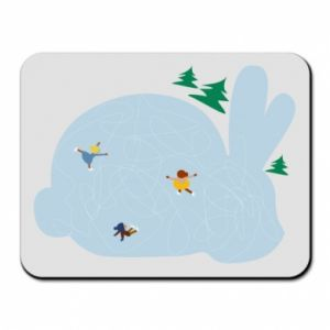 Mouse pad Bunny