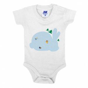 Baby bodysuit Bunny - PrintSalon