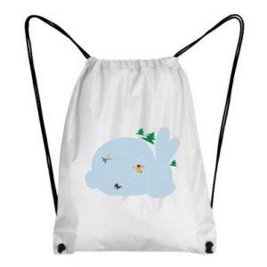 Backpack-bag Bunny