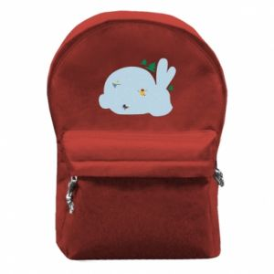 Backpack with front pocket Bunny