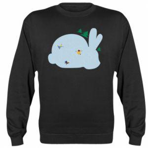 Sweatshirt Bunny - PrintSalon