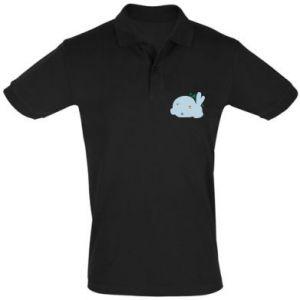 Men's Polo shirt Bunny - PrintSalon