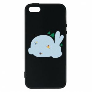 Phone case for iPhone 5/5S/SE Bunny