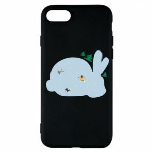 Phone case for iPhone 7 Bunny