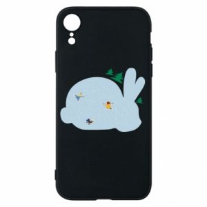 Phone case for iPhone XR Bunny
