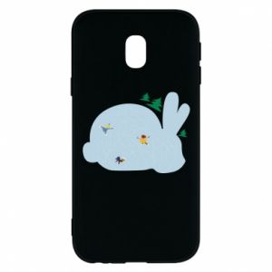 Phone case for Samsung J3 2017 Bunny