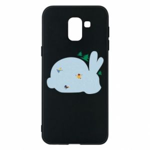 Phone case for Samsung J6 Bunny
