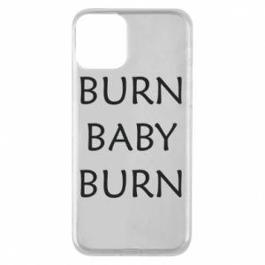 Etui na iPhone 11 Burn baby burn
