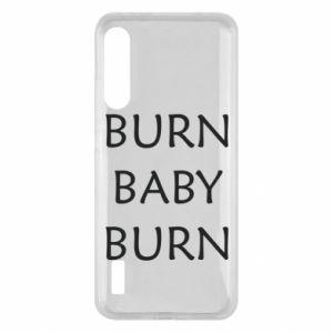 Etui na Xiaomi Mi A3 Burn baby burn