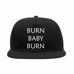 Snapback Burn baby burn