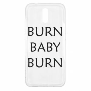 Etui na Nokia 2.3 Burn baby burn