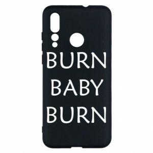Etui na Huawei Nova 4 Burn baby burn