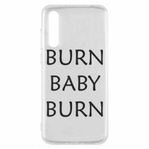 Etui na Huawei P20 Pro Burn baby burn