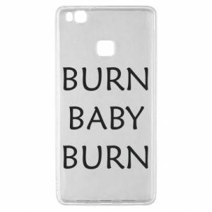 Etui na Huawei P9 Lite Burn baby burn