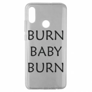 Etui na Huawei Honor 10 Lite Burn baby burn