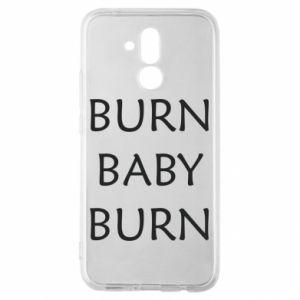 Etui na Huawei Mate 20 Lite Burn baby burn