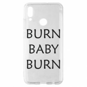 Etui na Huawei P Smart 2019 Burn baby burn