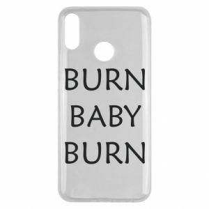 Etui na Huawei Y9 2019 Burn baby burn