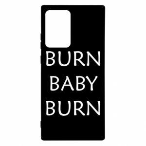 Etui na Samsung Note 20 Ultra Burn baby burn