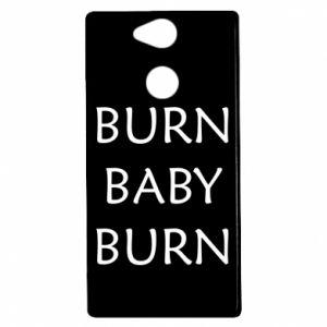 Etui na Sony Xperia XA2 Burn baby burn