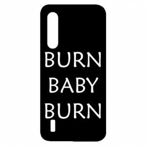 Etui na Xiaomi Mi9 Lite Burn baby burn