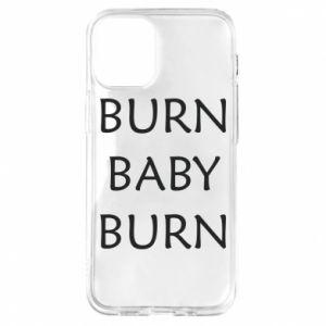 Etui na iPhone 12 Mini Burn baby burn