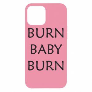 Etui na iPhone 12 Pro Max Burn baby burn