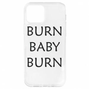 Etui na iPhone 12/12 Pro Burn baby burn