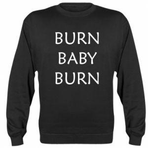 Bluza (raglan) Burn baby burn