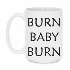 Kubek 450ml Burn baby burn