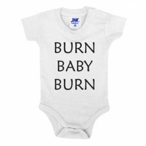 Body dla dzieci Burn baby burn
