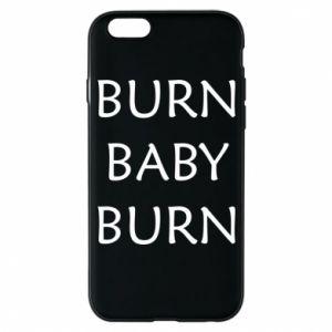 Etui na iPhone 6/6S Burn baby burn