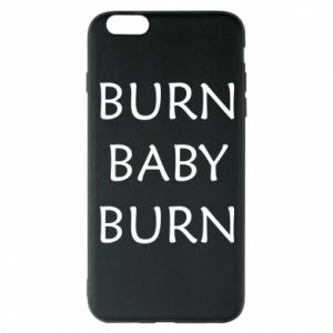 Etui na iPhone 6 Plus/6S Plus Burn baby burn