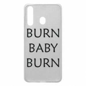 Etui na Samsung A60 Burn baby burn